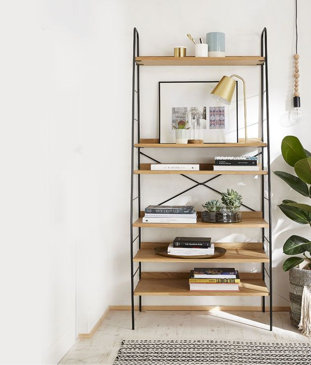 25 Best Ideas About Etagere Bois Metal On Pinterest