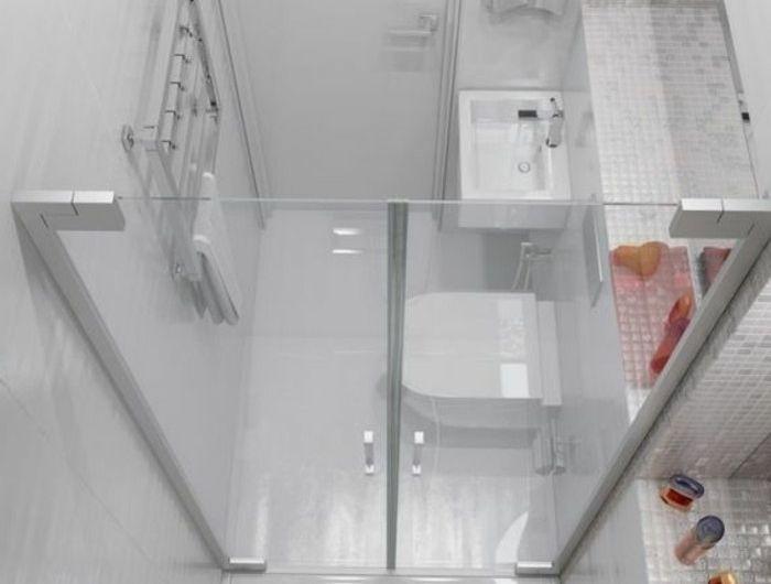 Les 25 meilleures idées de la catégorie Salle de bain 3m2 sur ...