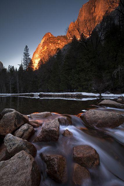 Yosemite National Park; photo by .Reagan Pufall