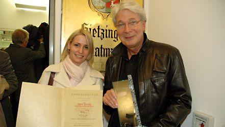 Die Verleihung des Hietzinger Mercurs 2008