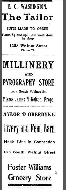 The Importance of Old Newspaper Advertisements to Genealogy