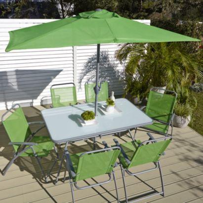 bahama 8 piece set 5052931256358 garden furniture - Garden Furniture 8 Piece