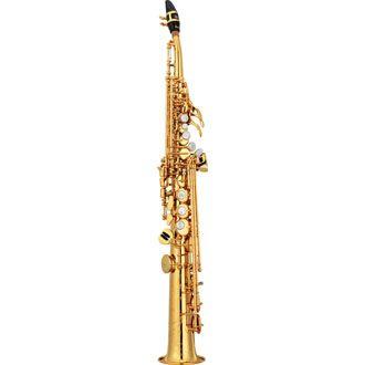 YSS-82ZR - Soprano Saxophone - Yamaha Corporation