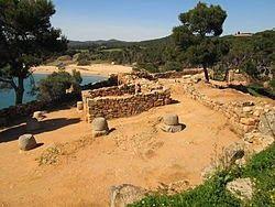 Pueblos Fantasmas en Catalunya: Poblado íbero de Castell-Palamós-Girona