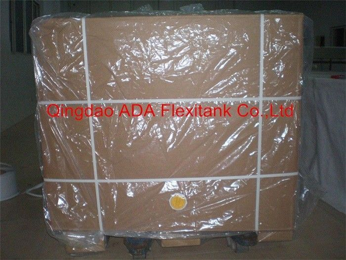 Paper 1000 Liters Foldable Ibc Customized Intermediate Bulk Containers In 2020 Corrugated Paper Paper Edible Oil