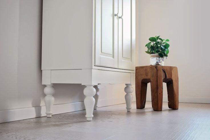 #ikea #isala #bedroom #thok #elite #wood stool  ©S e a s E i g h t D e s i g n B l o g
