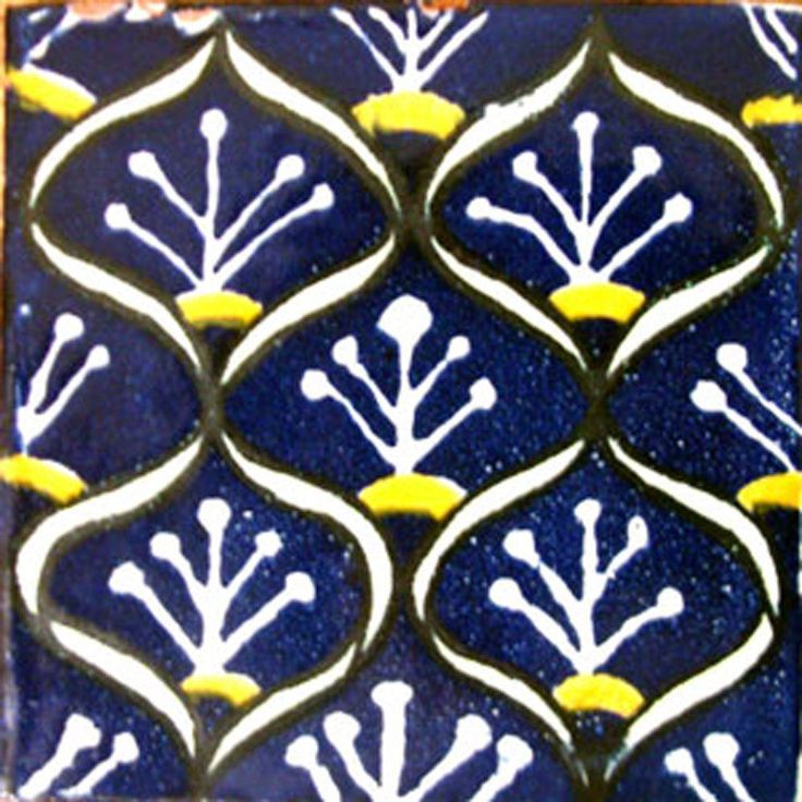 C 075 9 Mexican Tiles Lot Talavera Mexico Ceramic Art Clay Ebay
