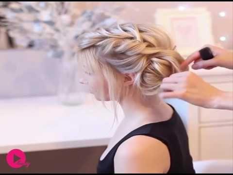 Потрясающие #прически на длинные и средние волосы! 💋