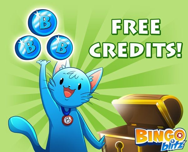 Bingo Blitz on Facebook my favorite game