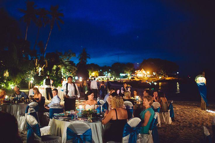Koh Phi Phi Wedding Thailand @ Zeavola Resort