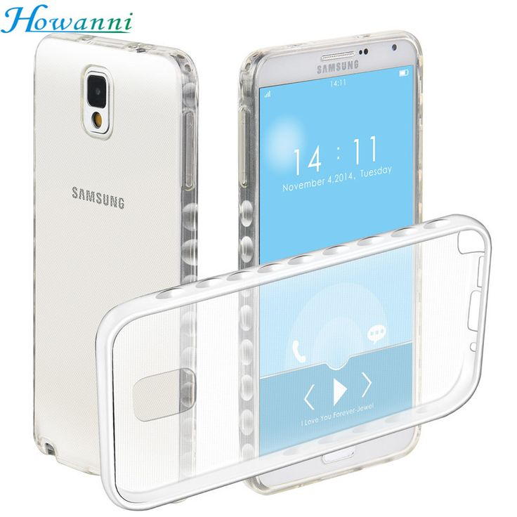 """>> Click to Buy << Howanni Soft Protector Case For Samsung Galaxy Note 3 Case Silicone N900 N900F 5.7"""" Back Cover For Samsung Note 3 Case Capa #Affiliate"""