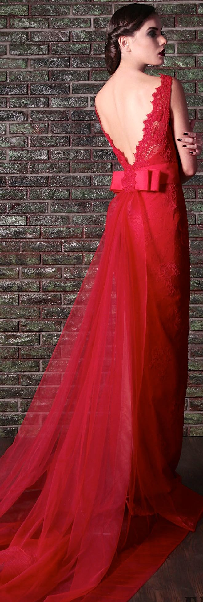 40 best Rote Kleider images on Pinterest | Red gowns, Evening gowns ...