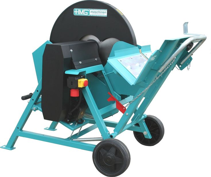 HMG Wippsäge E-Mot. | HMG Wippkreissägen | Wippkreissäge | Brennholzmaschinen |