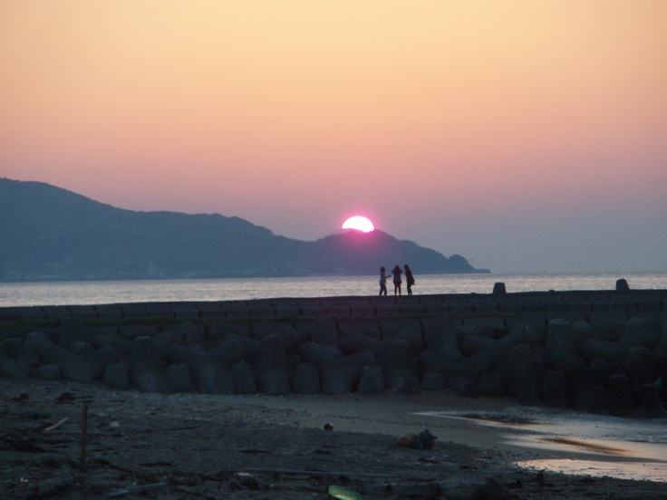 Shioirigawa estuary