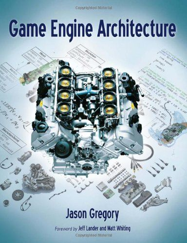 Download Game Engine Architecture ebook free by Jason Gregory in pdf/epub/mobi