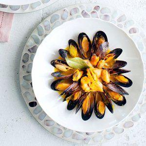 Sinisimpukat - Mussels