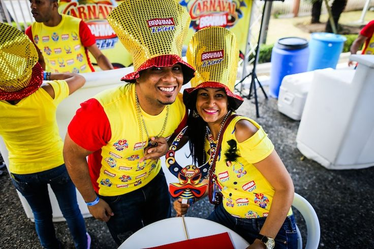 Primer domingo de Carnaval Brahma Light #Fotos - Cachicha.com
