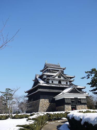 Matue Castle #japan #shimane