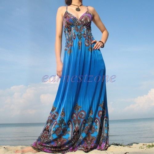 Extra long maxi dresses uk