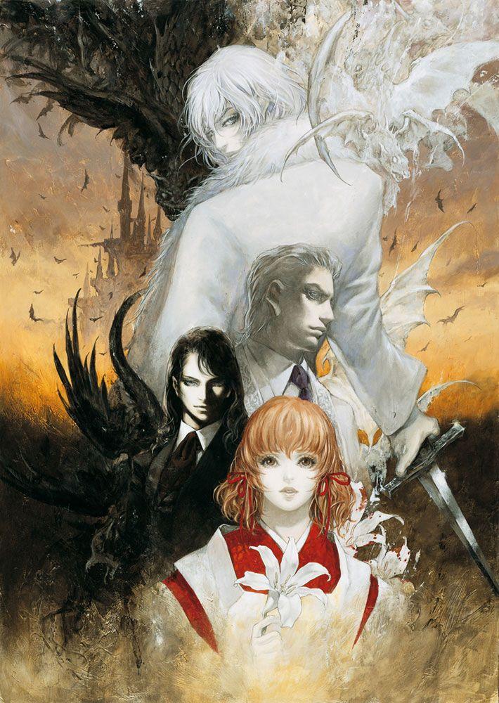 Promotional Art Castlevania Aria of Sorrow - Hace unos meses pude jugarlo y terminarlo. Muy recomendado