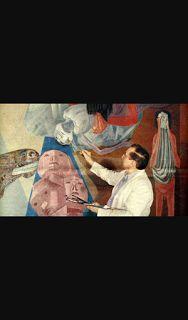 O poder da Arte ( Fabiano Freitas artista plástico ) The Power Of  Art! : O pintor brasileiro que pintou o painel para ONU (...