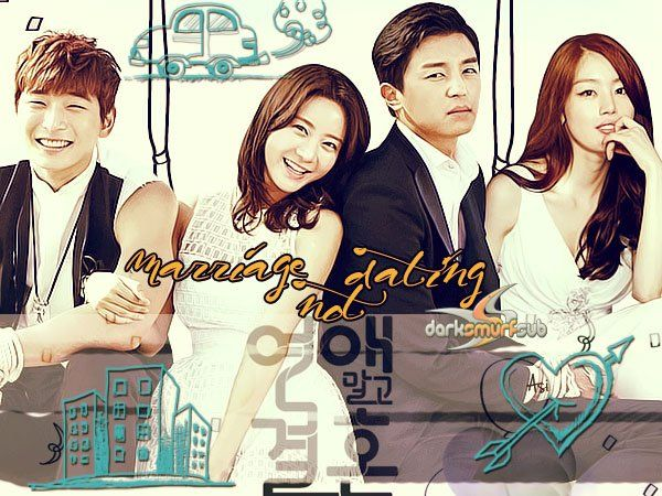 Marriage not dating kdrama online