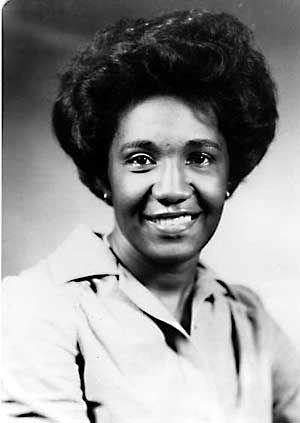 Azie Taylor Morton was a teacher, politician and the only African American to hold the position of Treasurer of the United States.