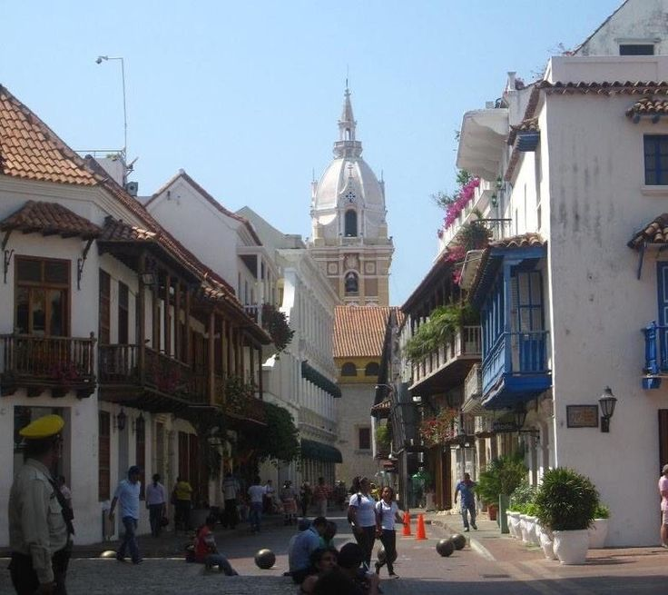 What to do in Cartagena, Columbia