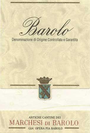 Marchesi di Barolo Barolo