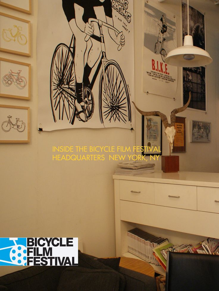 Discosalt Magazine Issue 2 for the iPad- Inside the Bicycle Film Festival