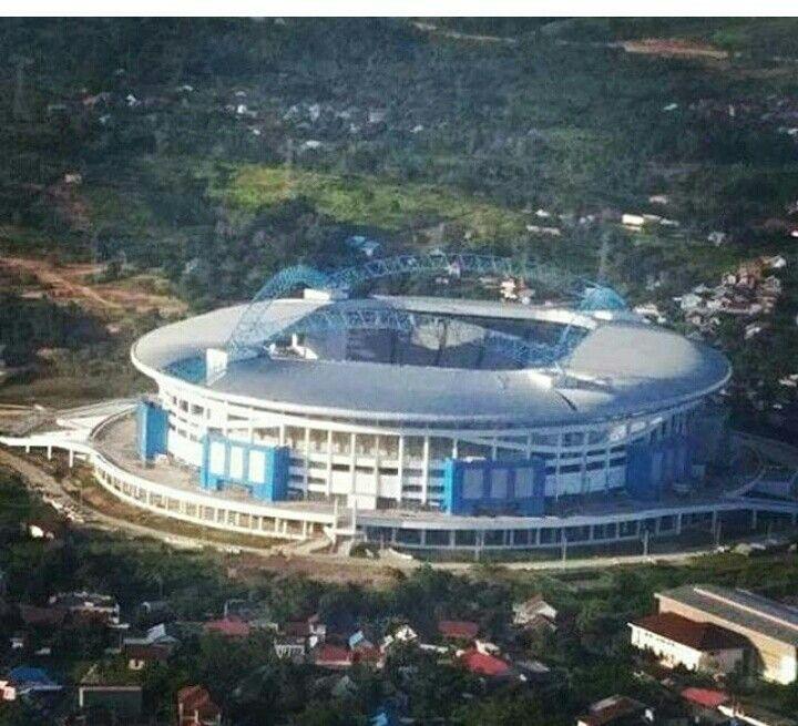 Stadion Batakan Balikpapan. Cool