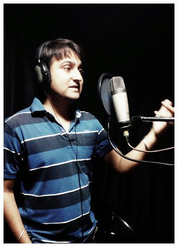 Hey all check out awesome #recording session with Sargam studio #faridabad.  For Israeli music producer #zafrir  Amandeep S Sodhi #internationaltrack
