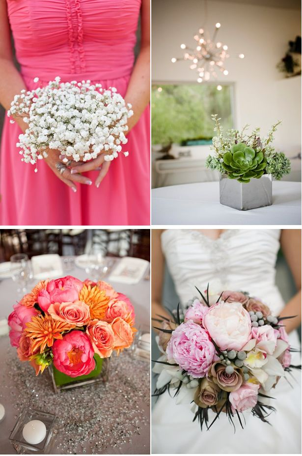 593 best wedding flowers images on Pinterest Bridal bouquets