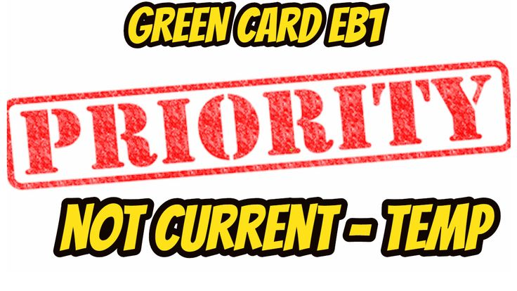 Gc eb1 category priority date is not current-temporary