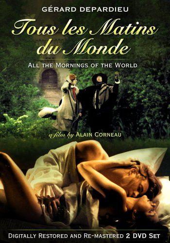 Cinelodeon.com: Todas las mañanas del mundo. Alain Corneau. Blu.ra...