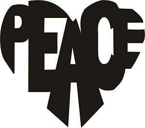 .Peace.          t