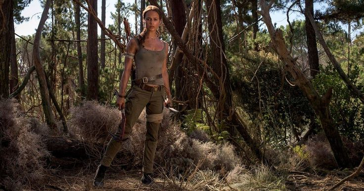 Here is your first look at Alicia Vikander as Lara Croft in the new Tomb Raider film. | Check out our website www.damialeon.com | FREE SHIPPING WORLDWIDE FOR ALL ITEMS! |    #damialeon #fashion #trend #freeshipping #pearls #stripes #vichy #eyelets #damialeon #latest #trending #fashion #instadaily #dress #sunglasses #blouse #pants #boot #trainer #shoes #shirt #skirt #makeup #suits #jacket #accessories #instagood #amazing #style #instagram #freeshipping #worldwide #charity #onlinemarketplace