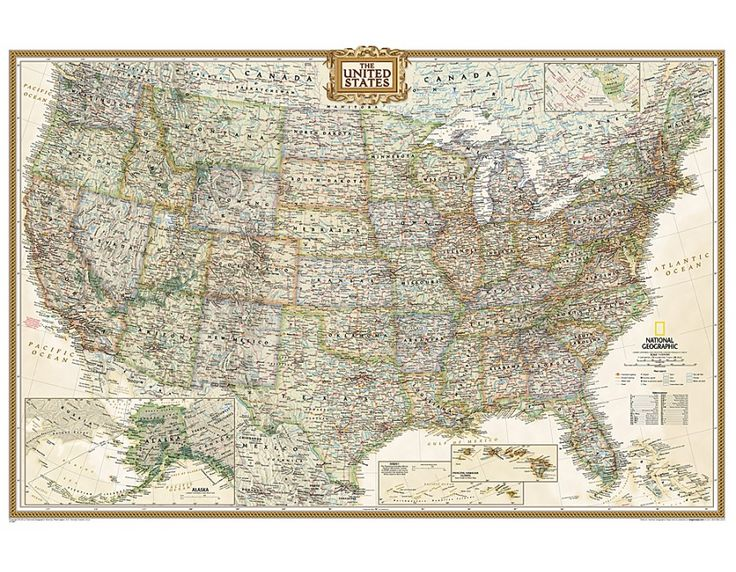 Best US Maps Images On Pinterest Maps Texas And Wall Maps - Us map buy