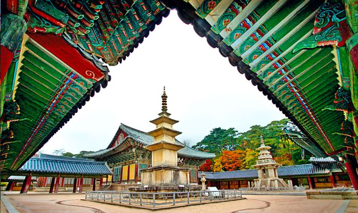 Templo Bulguksa la milenaria ciudad de Gyeongju