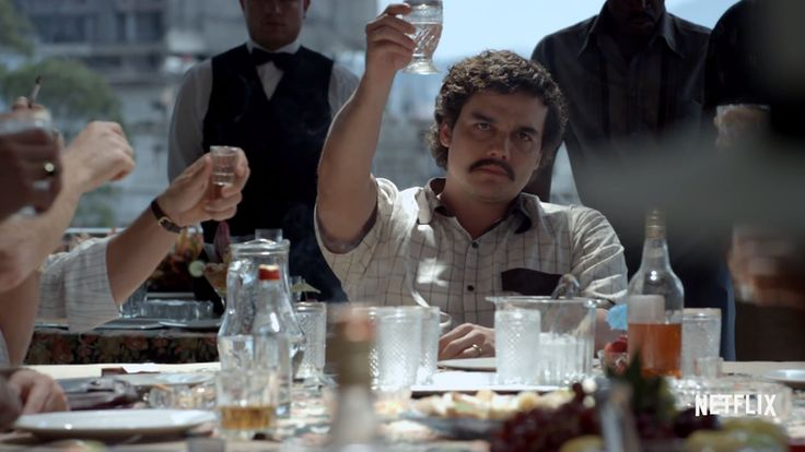 Netflix has renewed Narcos for two more seasons, Entertainment Weekly reports. The news is at least slightly surprising given that the show's main villain, Pablo Escobar (Wagner de Moura), was...