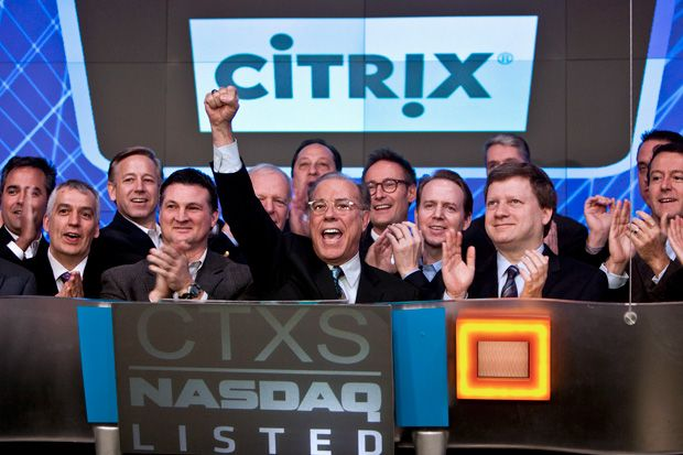 The Man behind the M Machine at Citrix Systems