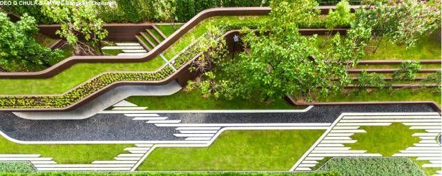 Thai Landscape Design Company Trop Tenth Anniversary Invites Similar Bangkok Global Landscape Architecture Design Landscape Design Plans Modern Landscaping