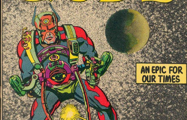 13. JACK KIRBY'S NEW GODS (1971) - The 25 Best DC Comics Of All Time | Complex