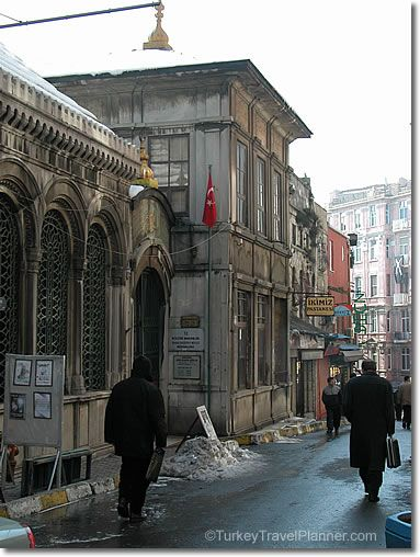 Galata Mevlevihane (Whirling Dervish Hall), Beyoglu, Istanbul, Turkey