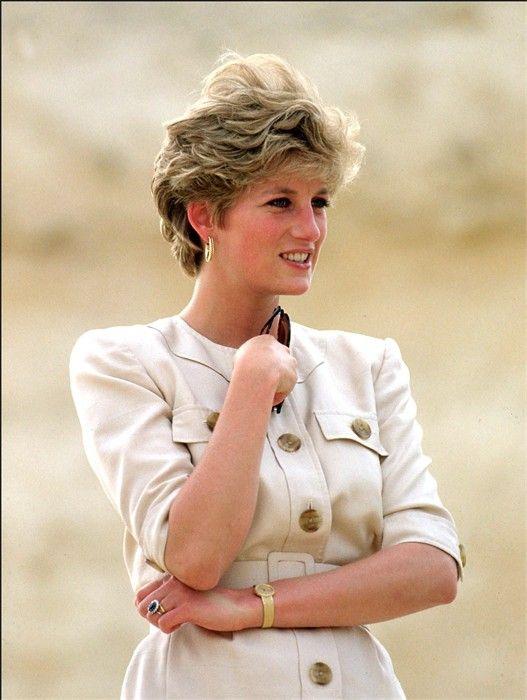 Fotos icónicas de la persona fallecida Lady Diana