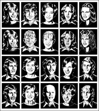 Charles Burns (1955-) www.cheappopshoes...