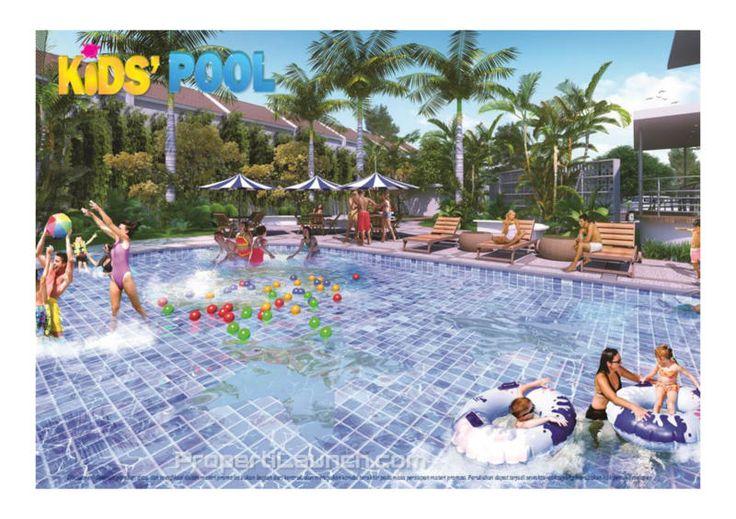 Kid's Pool Paradise Serpong City