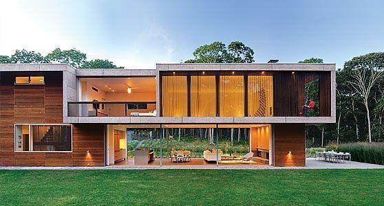 Resultado De Imagen Para Casas Modernas De Campo House Design Photos Prefab Homes Luxury House Designs