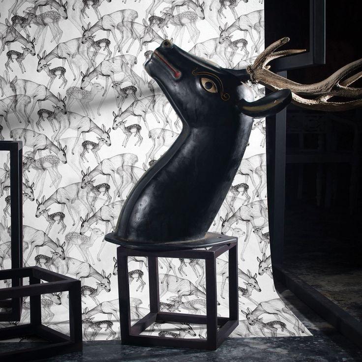 Astray Wallpaper by Teija Vartiainen | FEATHR.com