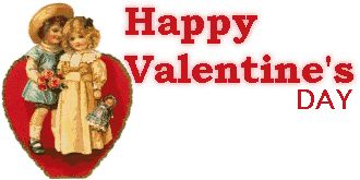 Celebrating Valentine's Day at The Holiday Zone